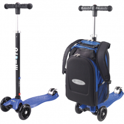 Kolobežka MICRO Maxi 4v1 blue