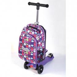 Kolobežka MICRO Maxi 4v1 floral design