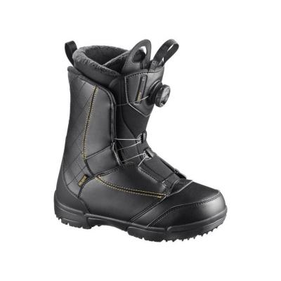 Snowboardová obuv SALOMON Pearl BOA Black - 17/18
