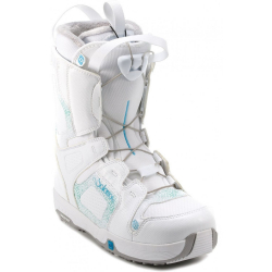SALOMON Pearl White